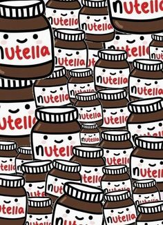 - Nutella Cute Pattern Soft Tpu Case Cover For Apple Iphone 6 7 8 Plus X Coque Iphone 5s, Iphone Hintegründe, Apple Iphone, Food Wallpaper, Wallpaper Backgrounds, Cocoppa Wallpaper, Food Backgrounds, Iphone Backgrounds, Iphone Wallpapers