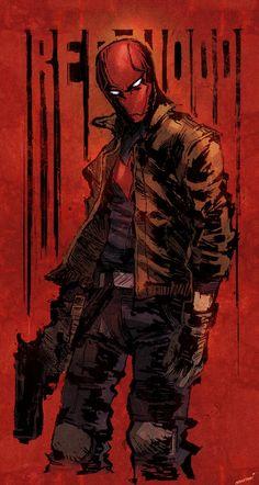 Red Hood Comic, Red Hood Dc, Batman Red Hood, Red Hood Wallpaper, Batman Wallpaper, Mobile Wallpaper, Hood Wallpapers, Red Hood Jason Todd, Jason Todd Robin