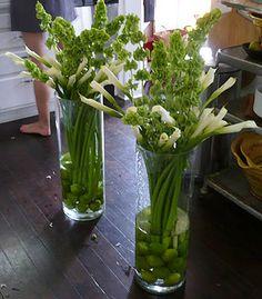 Decoramos con arreglos florales | Decorar tu casa es facilisimo.com