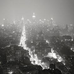 Gotham City - New York City, NY, 2011 - Josef Hoflehner