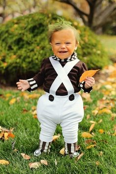 Oompah Loompah. OMG someone with a baby boy that I know, please do this!!