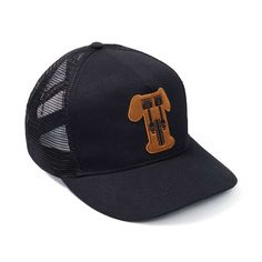 Triumph Kerosene Trucker Hat - Black / Gold Triumph Motorcycle Clothing, Motorcycle Outfit, Triumph Motorcycles, Black Gold, Baseball Hats, Biker Jackets, Free Uk, Sweatshirts, Classic