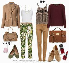 Y. A. Q. - Blog de moda, inspiración y tendencias: [Y ahora qué me pongo en] El trabajo