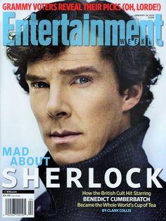 BENEDICT CUMBERBATCH Entertainment Weekly DOCTOR STRANGE The Imitation Game SHERLOCK Atonement HAMLET