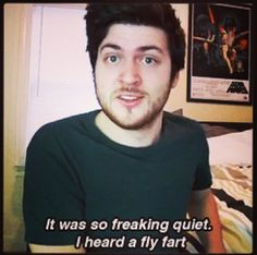 Olan Rogers!! You guys should watch this video (Ghost in the Stalls) it's hilarious!!!
