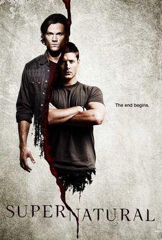 Supernatural 11x17 TV Poster (2005)