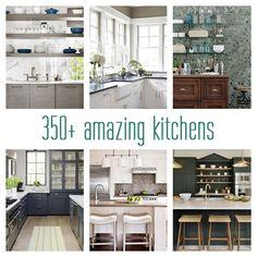 over 350 amazing kitchens