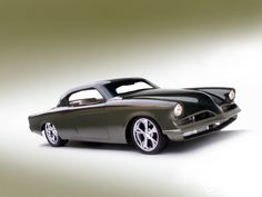 1953 Studebaker Coupe - Organo Gold may help you to fulfill your dreams: http://1world1vision.organogold.com