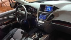 2017 Acura MDX - interior