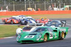 Lola T70 race car