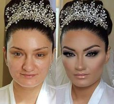 DIY BRIDAL MAKE UP... ASK ME HOW TO CREATE THIS LOOK ALL WITH YOUNIQUE MAKE UP LOVE LOVE LOVE THIS XXX