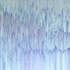 Holger Lippmann.  pale blues and violets.