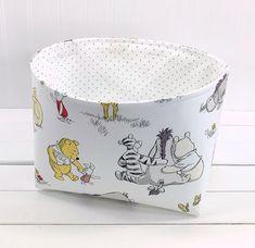 Winnie the Pooh Storage Basket Organizer Bin Storage Bin | Etsy