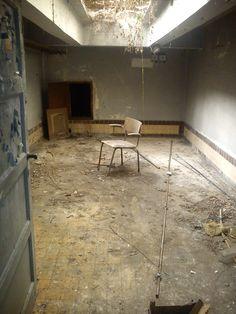 Verlaten ziekenhuis in Limburg