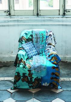 Kinloch foulard armchair 2015 collection #fuorisalone #fashion
