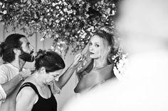Uma Thurman Leads Worldwide Celebration in Campari Calendar 2014