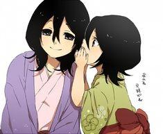 Hisana & Rukia so KAWII