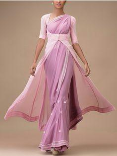 New style saree