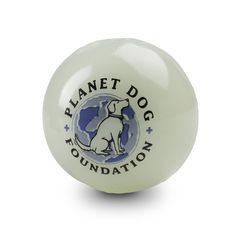 of the proceeds from our doggie-durable, buoyant, bouncy, minty Glow for Good Ball go directly to the Planet Dog Foundation, a not-for-profit arm whose mission is to support canine service programs. Glow-in-the-Dark Orbee-Tuff®. Best Dog Toys, Best Dogs, Dog Toys Amazon, Dog Charities, Pet Steps, Pet Paws, Dog Carrier, Service Dogs, Dog Accessories