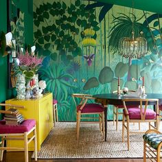 Luxury Maximalist Decor Ideas for Any Home 50 Luxury Maximalist Decor Ideas for Any HomeDecoration Decoration may refer to: Popular Colors, Retro Home Decor, Quirky Decor, Home And Deco, House Colors, Colorful Interiors, Design Interiors, Colorful Rooms, Interior Inspiration