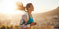 The 4 Benefits Of Running