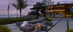 Located on a beautiful beachfront along the Southwest Coast of Bali, Alila Villas Soori is a 5 Star luxury villa resort in Bali that offers luxury rooms and suites with a romantic beach view for a relaxing and romantic vacation.