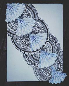 Imagen de art, doodle, and mandala