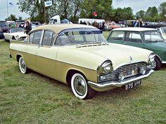 Vauxhall Cresta PADX (1960-62)