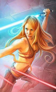Jedi Arts •Shannon Arts