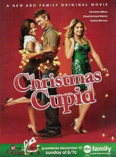 Watch Christmas Cupid (2010) Full Movie Online Free
