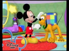 Mickey Klubík Díl 1 -Kloboučky - YouTube Mickey Mouse Clubhouse, House Keys, Disney Characters, Google Play, Beach House, Balls, Youtube, Cake, Places