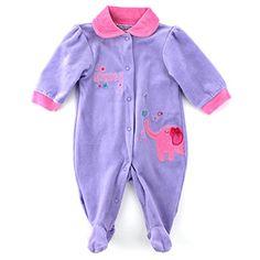 Buster Brown Baby Velour Sleep N Play Sleeper Coverall (0/3M, Purple/Pink Elephant) Buster Brown http://www.amazon.com/dp/B00WXK906K/ref=cm_sw_r_pi_dp_Lg6uvb05TY0NR