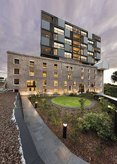 Harbour Mill Apartments – Projects – Grimshaw Architects