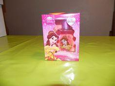 """Ref CDP024 Parfum """"Disney"""" princesse aux cheveux bruns. 7€"""
