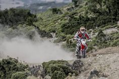 "Rider Quotes - Jordi Viladoms ""The rally was harder than I expected but i enjoyed it a lot. I raced with the enduro bike and it was a good training for the Dakar 2014."" #enduro #rally #rallyraid #motocross #moto #serresrally #motorbike #offroad #4x4 #quads"