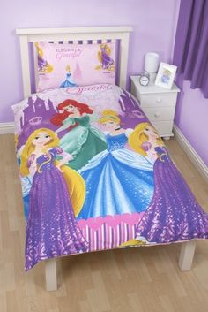 Home Textile Ambitious Disney Brand Elsa And Anna Frozen Cartoon Bedding Sets 100% Cotton Duvet Cover Sheet Set Single Queen Size Kids Beddings Wide Selection; Bedding Sets