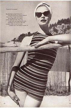 Image result for michael vogue 1955