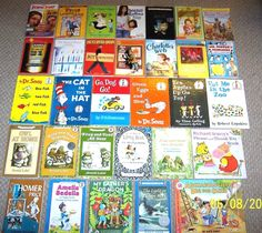 31 Sonlight HomeSchool Books~Core P3/4 Core A & B~Readers & Read Alouds~Ages 3-9