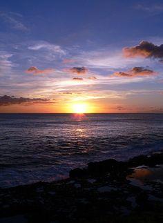 Ko Olina Sunset, Oahu Hawaii