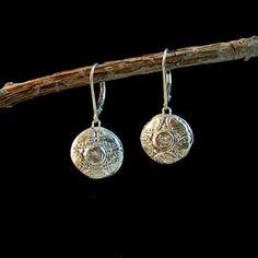 Fine Silver Stella Minore Earrings