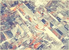 """Atelier Olschinsky is a small creative studio based in Vienna, Austria. Founded in 2002 by Peter Olschinsky and Verena Weiss, the firm works in a variety of mediums, including graphic design, illustration, photography and art direction. They've recently been producing these fantastic pieces, part of a series titled """"Cities."""""""