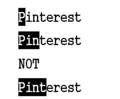How do you pronounced pinterest?