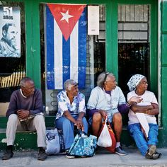 Waiting for the wawa, Cuba Afro Cuban, Cuban Art, Varadero, Trinidad, Havanna Cuba, Cuba People, Havana House, Cuba Island, Cuba Beaches