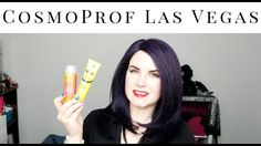 Cosmoprof Las Vegas 2017 Experience - Contours RX for hooded eyes, Eva NYC hair, Saffron Secret, Dr Paw Paw, Cle Cosmetics