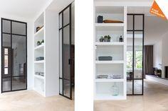 Renovatie 2-onder-1-kap woning Zeist - Kraal architecten - DEF_08