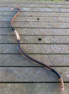 Arc recurve Attila Scythian - Archerie Frere Loup Get Yours at https://www.etsy.com/shop/ArcherySky