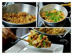 Bread Poha Recipe with Curd - Breakfast Snack - inHouseRecipes Poha Recipe, Curd Recipe, Tea Time Snacks, Breakfast Snacks, Bread Ingredients, Snack Video, Coriander Leaves, Vegetarian Chili, Tasty