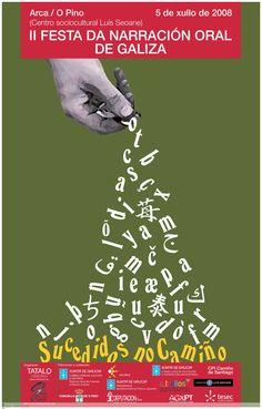 [Nova Escola Galega e Tatalo Colectivo, 2008] Nail, Santiago De Compostela, Poster