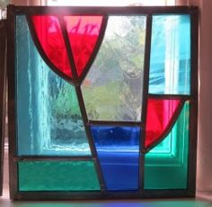 Stained Glass Panel making 2 day course with Jackie Hunt -various venues.
