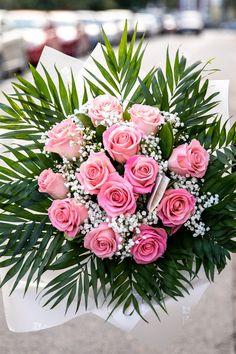 #pinkroses #roses #trandafiri #bucheteonline